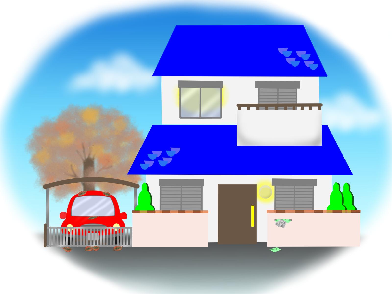 家の塗装ペンキ 塗装屋 業者/便利屋アップターン