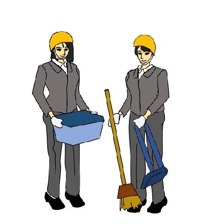 特殊清掃・ アップターン
